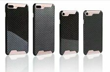 Deluxe 100% Real Carbon Fiber Matte Glossy Case Cover for iPhone 7 4.7 / 7+ 5.5""