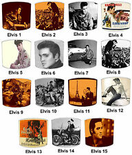 Lampshades Ideal To Match Vintage Retro Elvis Presley Cushions, Elvis Wall Art