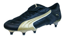 Puma V Konstrukt II SG Mens Leather Soccer Cleats / Boots - black