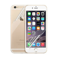 Front + Back Nano Explosion Proof Full Screen Protector Film For iPhone 7 / Plus