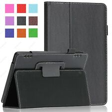 For 2014 Amazon Kindle Fire HD 7 Tablet PU Leather Folio Smart Fit Case Cover
