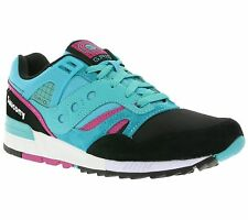 NEW Saucony Grid SD Shoes Men's Sneakers Trainers Turquoise S70164-2 trainers