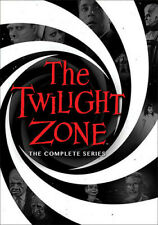 Twilight Zone ~ Complete TV Series (ALL 156 EPISODES) BRAND NEW 25-DISC DVD SET