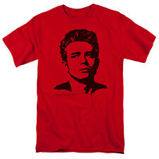 James Dean Silhouette Icon Actor Movie T-Shirt Tee