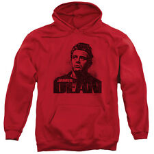 James Dean Graffiti Urban Icon Actor Movie Juniors Adult Pull-Over Hoodie Tee