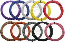 10Meter 1/0.6mm -22 AWG Stranded Core Equipment Wire Cable Cord Hook-up Strip