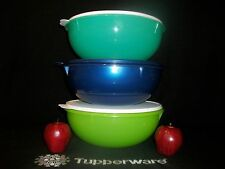 """Tupperware NEW Fix n Mix huge 26 cup classic 12""""mixing bowl ~Color CHOICE"""
