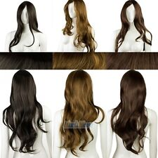 Fashion Cosplay Wig Womens Lady Long Curly Wavy Hair Full Wigs Party Costume Wig