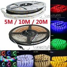 3528 SMD 300leds/5M Flexible LED Strip Light Lamp for Trucks Boat Bedroom Garden