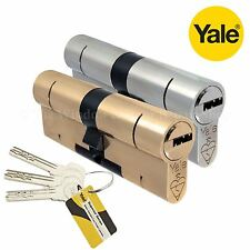 Yale Superior Anti Snap Bump High Security Euro Barrel Cylinder Upvc Door Lock