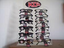 KD's DARK GREEN SUNGLASSES EXTRA WIDE INCREDIBLE FIT  GREEN IN COLOR