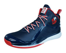 adidas D Howard 5 Mens Basketball Trainers / Shoes - Navy Blue