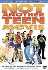Not Another Teen Movie (DVD, 2002, Special Edition) NEW SEALED FREE SHIP
