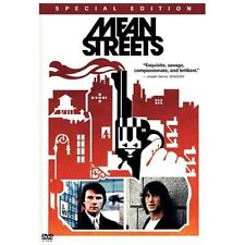 Mean Streets (DVD, 2004, Special Edition) Martin Scorsese