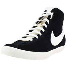Womens Ladies Nike Bruin Lite Mid suede Trainers Casual Lace Up Sports Shoes Siz