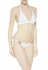 La Perla Portofino White Triangle Bikini Top and Bottom Set - Various Sizes