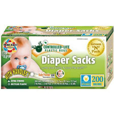 ECO-FRIENDLY - Count Scented Baby Disposable Diaper - 200 Bags
