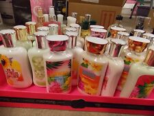 Lot of 3 Bath & Body Works 8 fl. oz. Body Lotion YOUR CHOICE OF SCENT