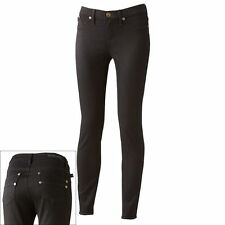 Rock and Republic dark blue/black Troublemaker skinny jeans, leggings. NWT