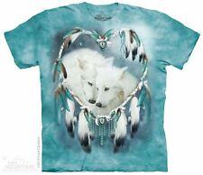 Wolf Heart The Mountain Adult Size T-Shirt