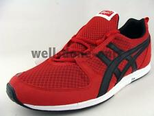 Asics Onitsuka Tiger ULT RACER Ultimate 81 red black white mens vegan shoes NIB