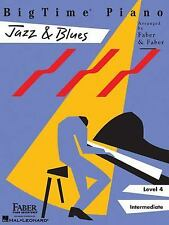 Bigtime Jazz and Blues (1999, Paperback)