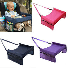 Child Snack Play Tray for Car Seat Plane and Buggy Toddler Portable Travel