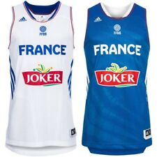 France adidas Basketball Jersey National team Jersey S M L XL 2XL new