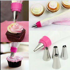 Hot Icing Piping Nozzles Tips Pastry Bag Cake Cupcake Sugarcraft Decorating EF
