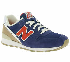 New New Balance 996 Women's Shoes Sneaker Trainers Blue WR996HG trainers