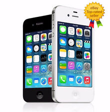 (NEW SEALED BOX) APPLE iPHONE 4S SIM FREE 100% Factory UNLOCKED + 12MTH WARRANTY