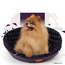 High Quality Dog bed Nest House Mats Leather loop velvet  Products Pet  Supplies