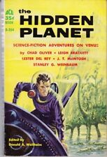 Donald A Wollheim: Hidden Planet. Science Fiction Ace 240733
