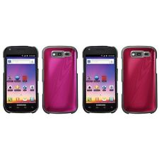 For Samsung Galaxy S Blaze 4G T769 Aluminum Armor Cosmo Slim Hard Case Cover