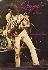 Queen Frankie Miller's House Andy Fairweather-Low Manfred Mann 1976 Programme
