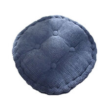 ROUND CHUNKY Couch Chair Sofa Bed Throw Pillow Round Soft Cushion Seat Pad PICK