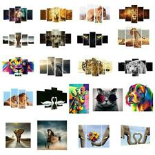 Various Oil Painting ABSTRACT Canvas Print Wall Unframed Pictures Home Art Decor