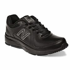 New! Womens New Balance 411 Walking Sneakers Shoes 5  black