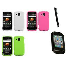 For Samsung Transform Ultra M930 Rigid Plastic Hard Snap-On Case Mount+Pen