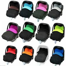 Hauck Universal Car Seat Footmuff/cosy Toes. New