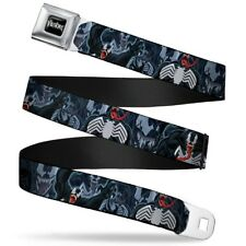Marvel Comics Comic Book Superheroes Venom Symbiote Seatbelt Belt
