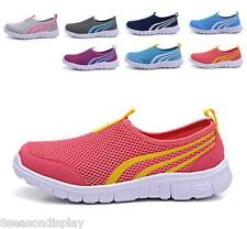 2017 New Summer Mens Womens Sport Running Shoes Mesh Breathable Casual Sneakers