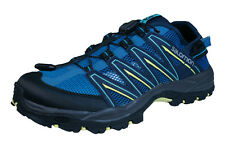 Salomon Lakewood Womens Trail Running Trainers / Shoes - Blue