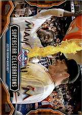 2016 Topps Opening Day Superstar Celebrations #SC20 Justin Bour - NM