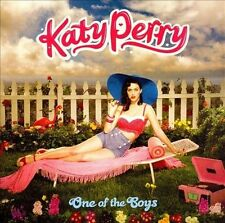 1 CENT CD One Of The Boys - Katy Perry