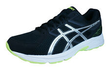 Asics Gel Contend 3 Mens Running Sneakers / Shoes - Black Silver