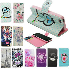 Luxury Flip Leather Card Wallet Slot Phone Case Cover Stand For Apple iPhone