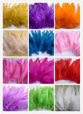 50/100/500pcs New Pretty Rooster Feathers 15-20cm/6-8inches Muti-colour Choice
