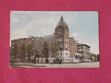 PROTESTANT DEACONESS HOSPITAL – INDIANAPOLIS, INDIANA - 1910