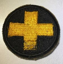 Original Used WWII U.S. Army 32rd Infantry Division Patch Cut Edge Error